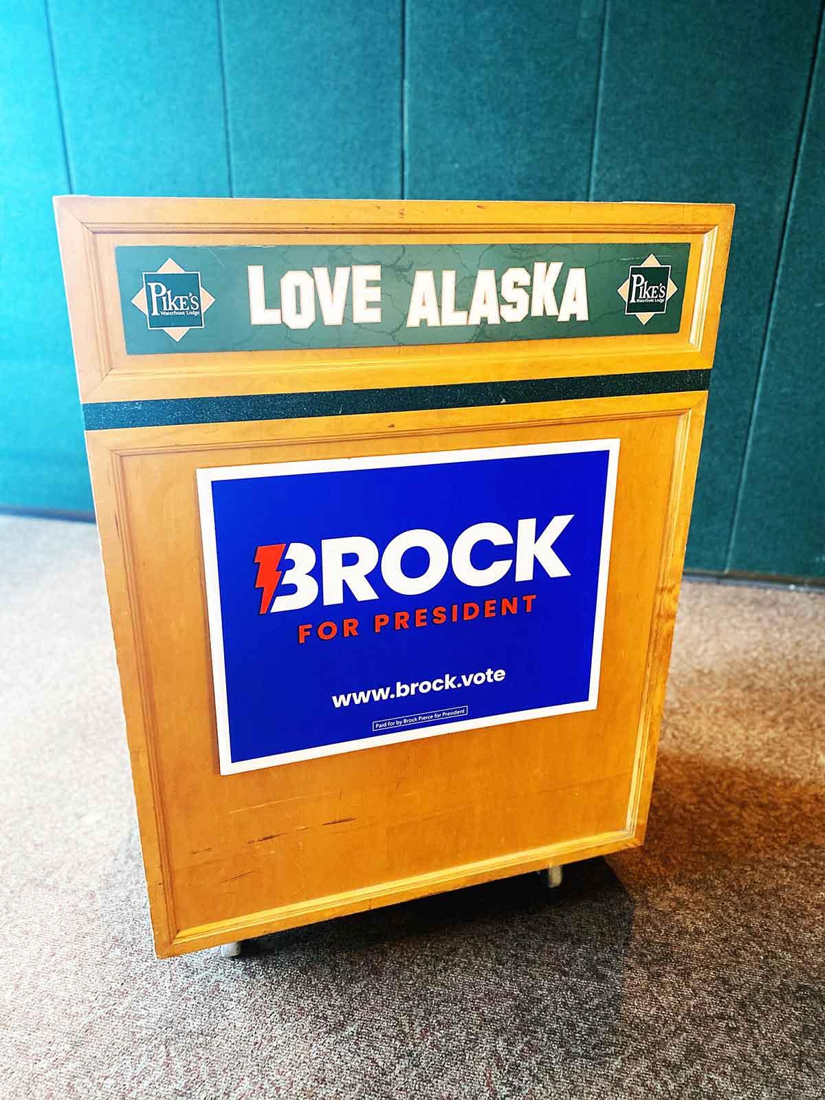 Brock Alaska
