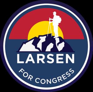 Kristopher Larsen for Congress - Logo